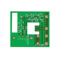 Wholesale FR4 Single Sided PCB One Side Copper Thickness 35UM Printed Circuit Boards from china suppliers