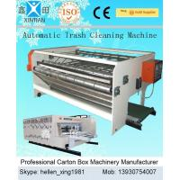 Wholesale Automatic Carton Packing Machine / Cardbaord Trash Cleaning Machine 2100mm from china suppliers