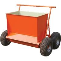Wholesale 4 Wide Wheels 150 kg Sand - Filling Volume Grass Comber Machine for Artificial Lawn from china suppliers
