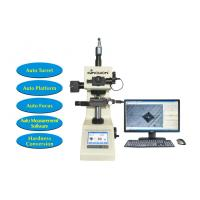 Wholesale Digital Micro Vickers Hardness Tester with Hardness Conversion / HD Camera from china suppliers