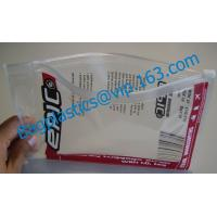 Buy cheap Zip lock bags, slider, Metal Zipper BAG, Metal slider BAGS, metal zip BAG, metal grip BAGS from wholesalers