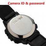 Y30 8GB 720P WIFI P2P IP Spy Watch Hidden Camera Recorder IR Night Vision Motion