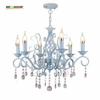 Wholesale Modern led crystal chandeliers for kitchen room Livingroom Bedroom Avize K9 crystal lustres de teto chandelier lamp from china suppliers