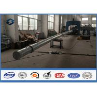 Wholesale Load Test Polygonal Shape Electrical Power Transmission Pole 50FT ~ 80FT Size from china suppliers