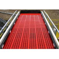 Wholesale Polyurethane Modular Screening Panels,Injection Moulded Polyurethane Screen from china suppliers