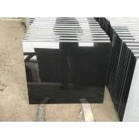 Wholesale New Absolute Black Granite, Granite Tops,Black Vanity Tops,Black Window Sill,Black Tile from china suppliers