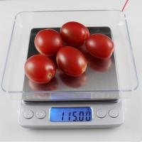 kitchen food scale, Stainless Steel