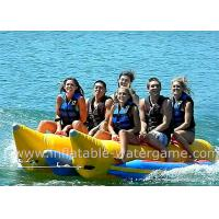 Wholesale 10 Person PVC Inflatable Boats from china suppliers