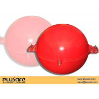 Wholesale FRP Aircraft Warning Sphere 230Mpa Bending Strength Colorfast Red Color from china suppliers