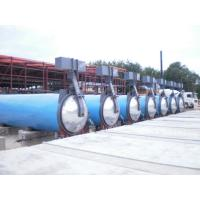 Wholesale Saturated Steam Wood Chemical Autoclave / Wood Block Machine , High Temperature from china suppliers