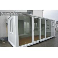 Wholesale Modified Glass Prefab Homes / Modular Container House For Restaurant or Sentry Box from china suppliers