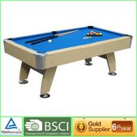 Antique billiard tables with mountings