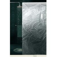 Wholesale Deep-carving Glass Decorative Panels / Glass Panels For Shower Partition from china suppliers