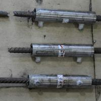 Wholesale No Thread Mechanical Rebar Couplers For Reinforcement Bars Fully Grout Sleeve CTH Type from china suppliers
