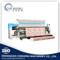 Wholesale 22 Head Computerized Embroidery Machine 76.2mm Needle Distance For Beddings from china suppliers