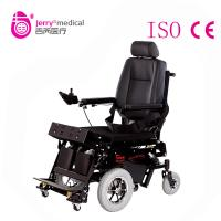Wholesale Custom Standing Electric Wheelchair Equipment With 8 Inche Solid Rear Wheel from china suppliers