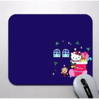Wholesale Hello Kitty Customized Rubber Mouse Pads / Mats For Promotional Gift from china suppliers