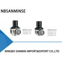 Wholesale AR Sanmin Pneumatic Air Pressure Regulator 100% Water Test For Automatic Machine from china suppliers