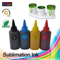 Wholesale Sublimation Ink For Cotton Fabric Printing from china suppliers