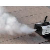 Buy cheap Stage Special Effects DMX Dry Ice Fog Machine 1500W For Wedding Home Party Disco from wholesalers