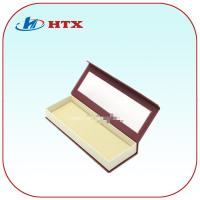 Wholesale Competitive Price Cardboard Paper Pen Box with Window from china suppliers