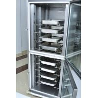 Wholesale Custom 10 Trays Luxury Electric Food Warmer Cabinet , Mobile Heated Cabinet from china suppliers