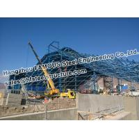 Wholesale Mine Industry PEB Structural Steel Fabrications Pipe Truss Structure from china suppliers