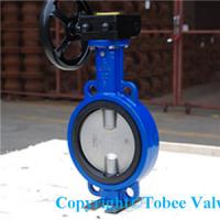 Wholesale Wafer Type Double Eccentric Butterfly Valve from china suppliers