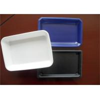 Quality Modern PS Foam Restaurant Serving Trays Food Protection With Blister Process Type for sale