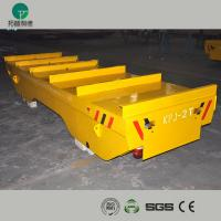 Wholesale Foundry plant on-rail Mold transfer car manufacturer for mould handling from china suppliers