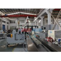 Wholesale PVC Cultured Marble Manufacturing Process Machine For Wall Decoration Foot Line from china suppliers