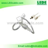 Buy cheap Waterproof DC Connector with Solderless Connector For LED Strip from wholesalers