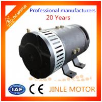 Wholesale CE And ISO9001 IP54 24V 4.5KW Direct Drive Motors For Forklift from china suppliers