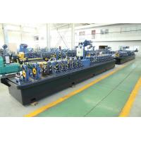 Galvanzied Pipe Rolling Mill Machine , Seamless Tube Mill Safety