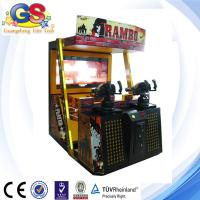 Wholesale RAMBO shooting game machine from china suppliers