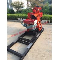 Buy cheap 200m multifunctional Core Drill Rig For Mining Exploration Light Weight from wholesalers