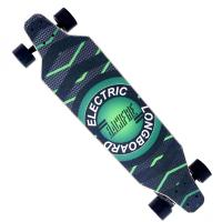 Buy cheap much lighter much thinner but ultra-long battery life Backfire Remote control electric skateboard longboard from wholesalers