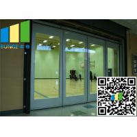 Wholesale Sliding Glass Wall Partition With Doors Malaysis Aluminum Track from china suppliers