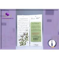 Wholesale Lovely Violet Scented Envelope Sachet wardrobe fragrance sachets from china suppliers