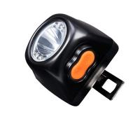 Quality 120 Lumens Portable Industrial Lighting Fixture Under Ground Safety Miners Cap Light for sale