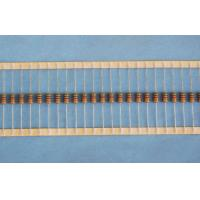 Wholesale Mini 2.2K Ohm 1 / 2W Carbon Film Resistor E24 5% With Taping Packing from china suppliers