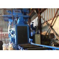 Wholesale H Beam Steel Pipe Blasting Equipment For Surface Cleaning / Rust Removal from china suppliers
