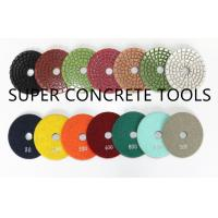 Buy cheap Wet Hand Held Polishing Pads For Concrete Floor Countertop Stairs Polishing Shine from wholesalers