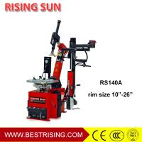 Wholesale Tilting column pneumatic tire changer with helper arm from china suppliers