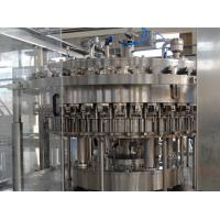 Wholesale Automated Stainless Steel Carbonated Drink Filling Packaging Machine from china suppliers