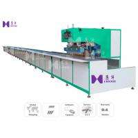 Wholesale 5M / Min Tarpaulin Welding Machine 15KW 25KVA Input For Producing Advertising Billboards from china suppliers