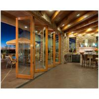 Wholesale European newest of aluminum folding door from china suppliers