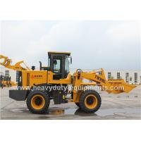 Wholesale Yellow SINOMTP Front End Wheel Loader 75kw Big Power Cummins Engine For Construction from china suppliers