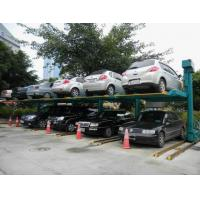 Wholesale Cheap and High Quality CE Cerficate Doulbe Car Parking System Two Post Car Parking Lift from china suppliers