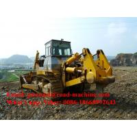 Buy cheap 320HP 11.24CBM Dozer Shantui Bulldozer SD32 With Cummins Engine and Big Bulldozer,  Hydraulics Blade and Ripper from wholesalers